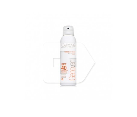 Genosun spray fotoprotector SPF50+ 200ml