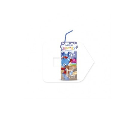 Nestle Energy Crecimiento 3+cereales Y Cacao Brik 200ml