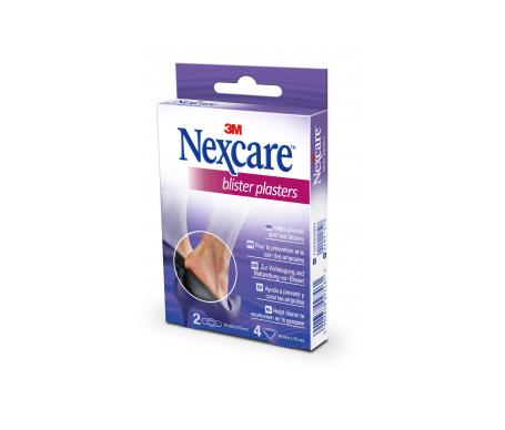 Nexcare® Gel Hidrocoloide tiras adhesivas 6uds