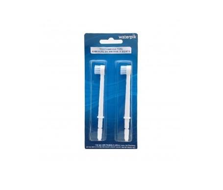 Waterpik® Sensonic SR-1000 recambio cabezal cepillo 2uds