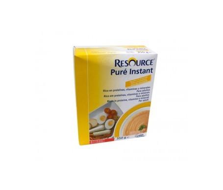 Resource puré instant huevos a la provenzal 350g
