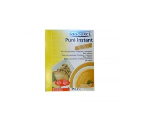 Nestlé Resource Puré Instant pavo con champiñones 350g