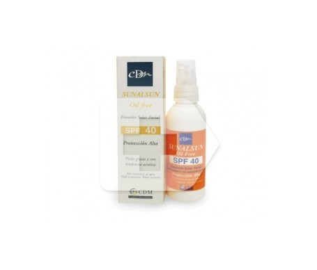 Sunalsun Oil Free SPF40+ 75ml