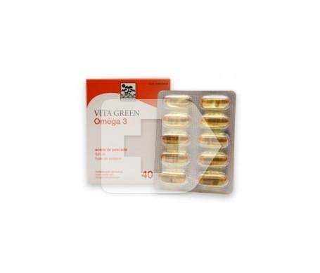 Vita Green Omega3 40caps