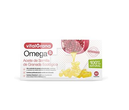 Vitalgrana Omega 5 60cáps