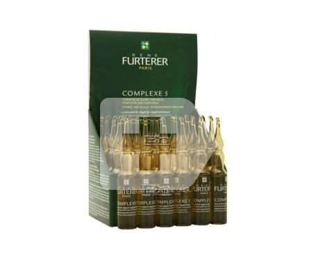 René Furter Complexe 5 Regenerador cuero cabelludo 24 ampollas