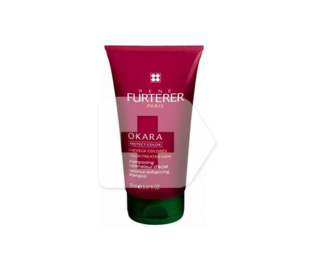 Okara Sublimazione Shampoo Shine Ss 250ml Rene Furterer