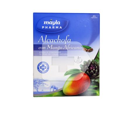 Mayla Alcachofa Mango Africano 30cáps