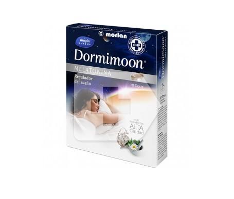Dormimoon Melatonina 30cáps + 30 comprimidos sublinguales
