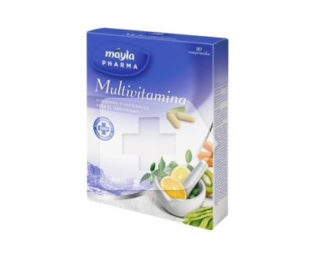 Mayla Multivitamin 30comp