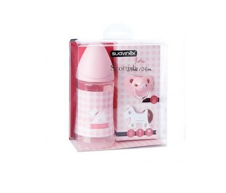 Suavinex® set rosa 0-6 meses