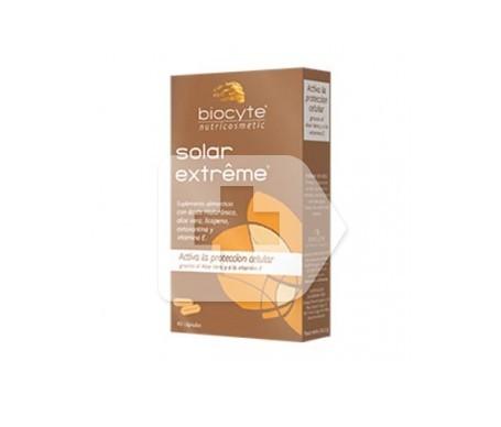 Biocyte Solar Extreme 40caps