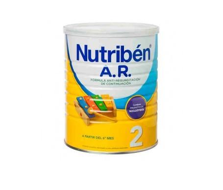 Nutribén® 2 AR Continua 800g