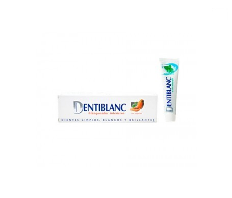 Dentiblanc blanqueador pasta dental 100ml + REGALO Extrafresh pasta dental 50ml