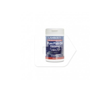 Lamberts pure fish oil 60caps