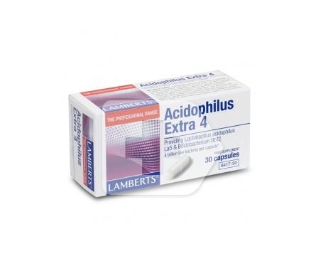 LAMBERTS™ Acidophilus Extra 4 30caps