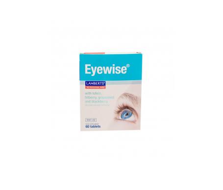 Lamberts Eyewise 60 tabletas