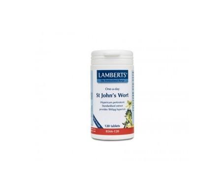 Lamberts Hypericum 120 tabletas