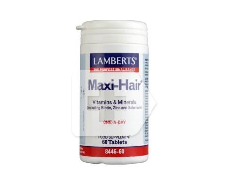 Lamberts Maxi-hair 60 tabletas
