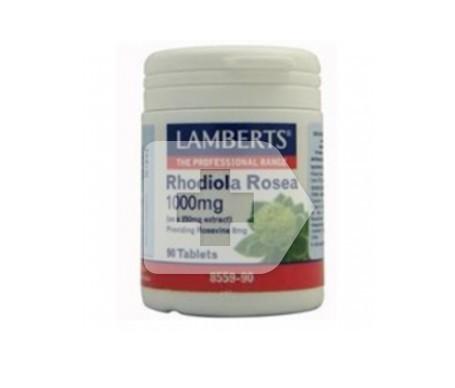 Lamberts Rhodiola Rosea 1000mg 90 tabletas