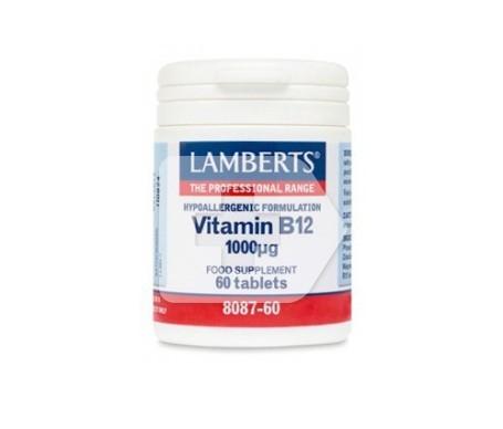 Lamberts vitamin B12 100mg 100comp