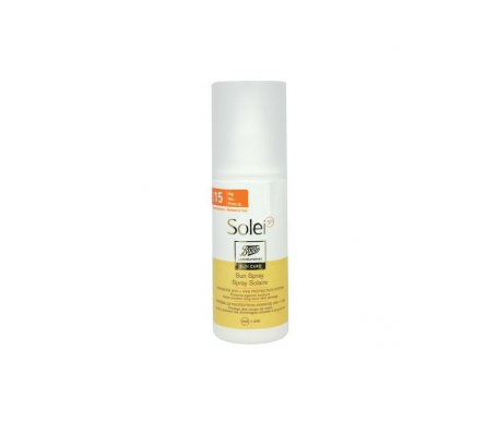 Solei Spray Solar SPF15+ 150ml + Solei Crema Solar Facial SPF30+ 50ml