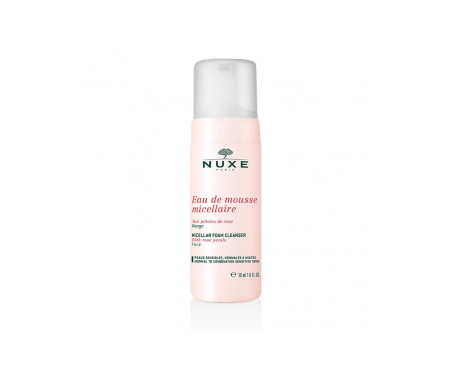 Nuxe water of micellar mousse 150ml