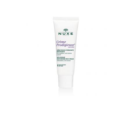 Nuxe Prodigieuse crema enriquecida pieles secas 40ml