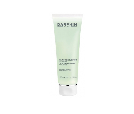 Darphin gel mousse purifiant 125ml