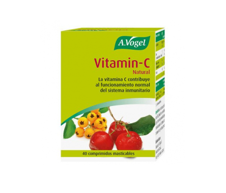 Bioforce Vitamin C 40comp