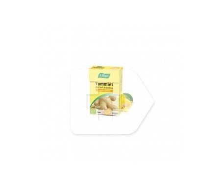 A. Vogel Yummies jengibre y limón Bio 40g