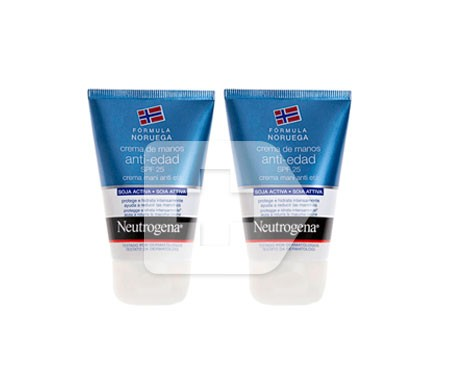Neutrogena® crema de manos antiedad 50ml+50ml