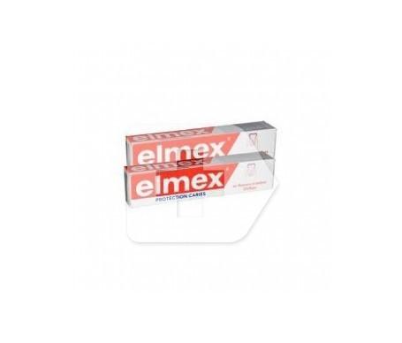 Elmex pasta anticaries 75ml+75ml