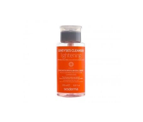 Sesderma Sensyses Cleanser lightening fluido 200ml