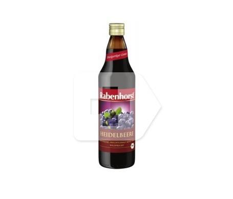 Rabenhorst zumo arándano 330ml