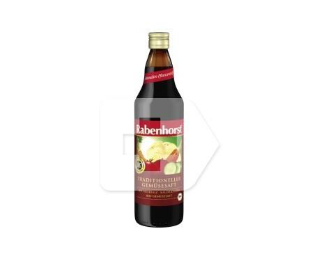 Rabenhorst zumo ecológico vegetal 750ml