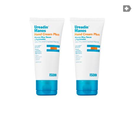Ureadin® Plus crema de manos 50ml+50ml 2ªud 30% dto.