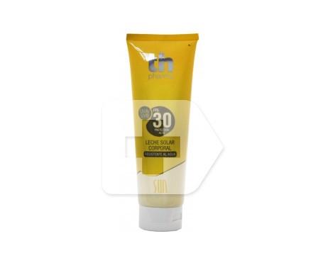 TH Pharma Sun leche solar corporal FPS 30 protección alta 250ml