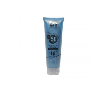 TH Pharma leche solar pediátrica SPF50+ 250ml