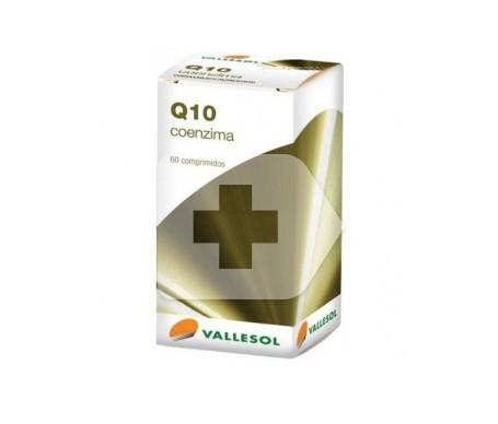 Vallesol Coenzima Q10 60comp