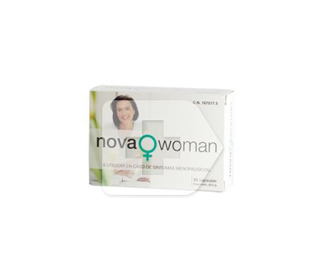 Nova Woman 30cáps