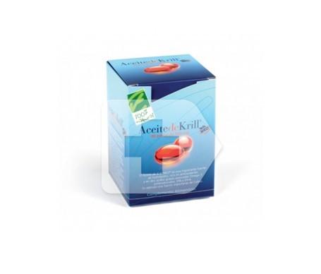 100% Natural aceite de Krill NKO 90cáps