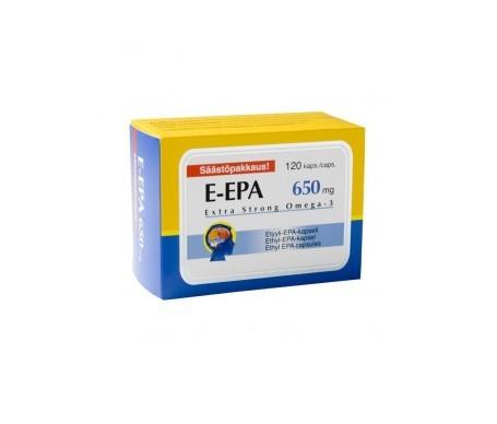 Dieticlar E-EPA 650mg 90% 120 perlas