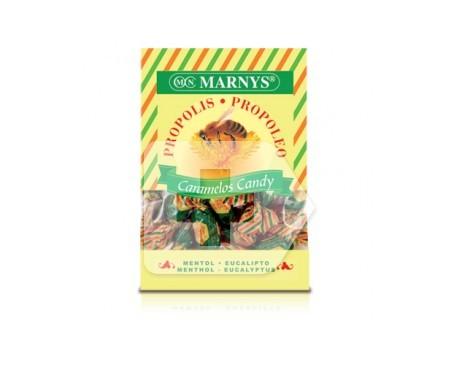 MARNYS® caramelos propóleo miel mentol y eucalipto 60g