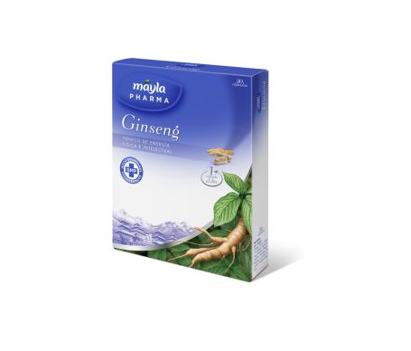 Mayla Pharma Ginseng 250mg 30caps