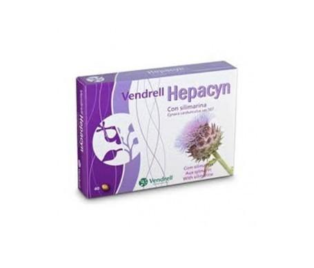 Vendrell hepacyn superdiet 40 perlas