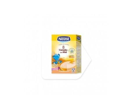 Nestlé 8 Cereales con Miel 900g