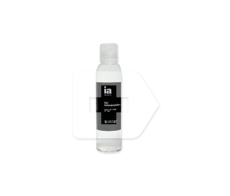 Interapothek gel hidroalcóholico 125ml