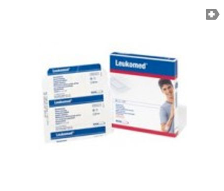 Leukomed® apósito estéril ADH 10x20cm 5 apósitos
