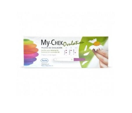 My Chek test de ovulación